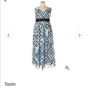 Taylor Size 20 Dress